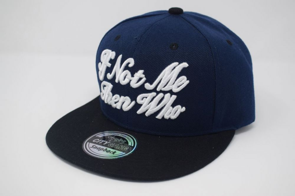 Snapback Caps, one size fits all adjustable